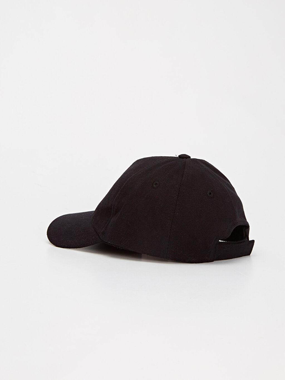 Erkek Snoopy Baskılı Şapka