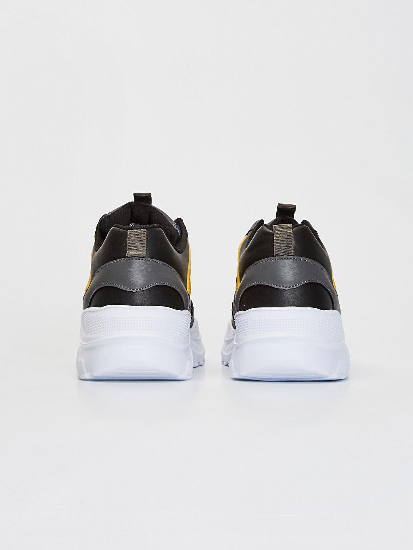 Erkek Renk Bloklu Spor Ayakkabı