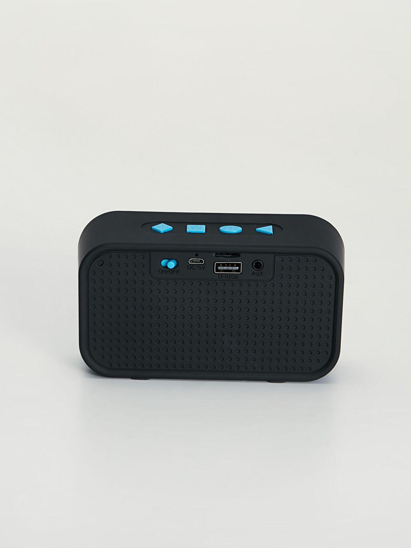 Plastik Elektronik Bluetooth Hoparlör