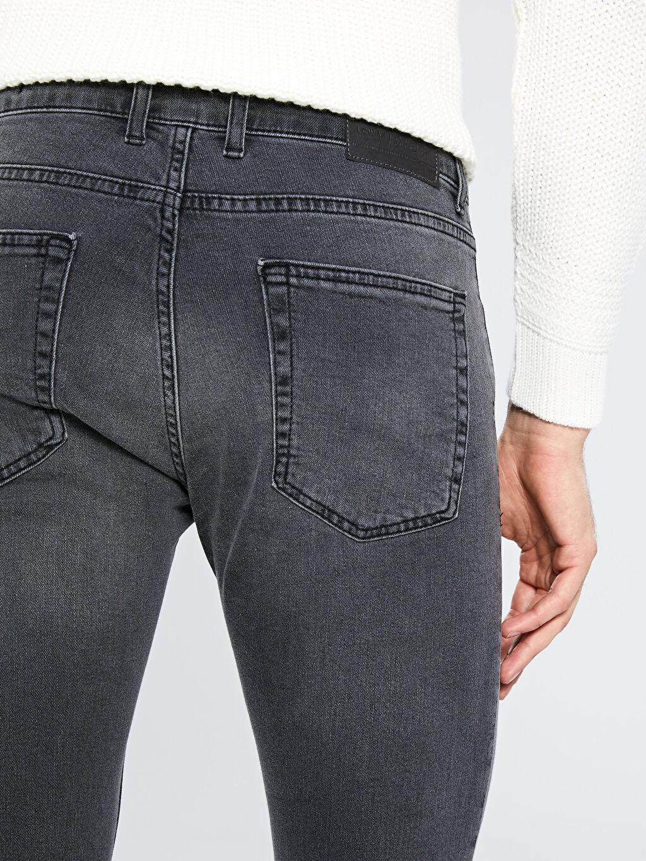 LC Waikiki Antrasit 760 Skinny Fit Jean Pantolon