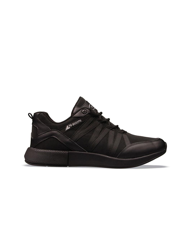 Siyah M.P Erkek Yürüyüş Ayakkabısı 9WY838Z8 LC Waikiki