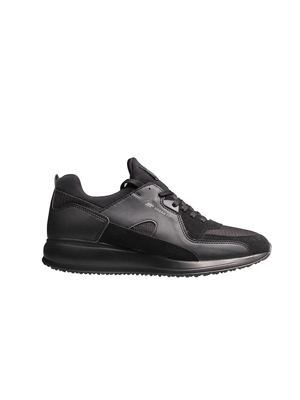 Siyah M.P Erkek Yürüyüş Ayakkabısı 9WY839Z8 LC Waikiki