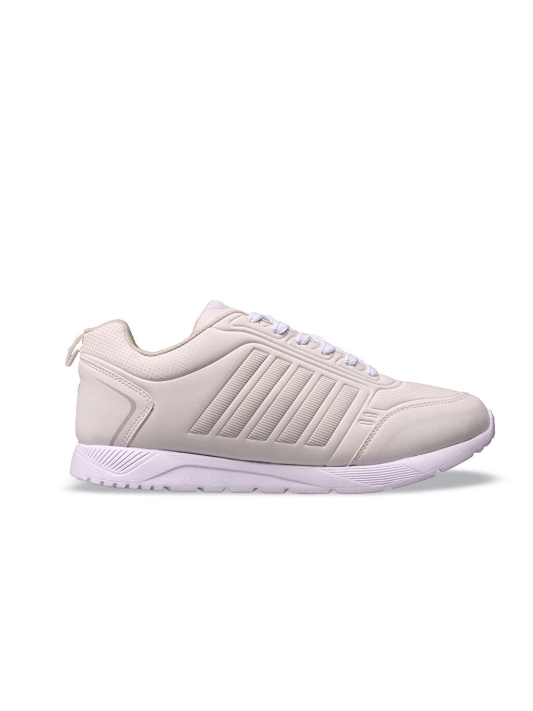 Beyaz M.P Erkek Yürüyüş Ayakkabısı 9WY841Z8 LC Waikiki
