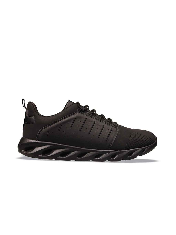 Siyah M.P Erkek Yürüyüş Ayakkabısı 9WY872Z8 LC Waikiki