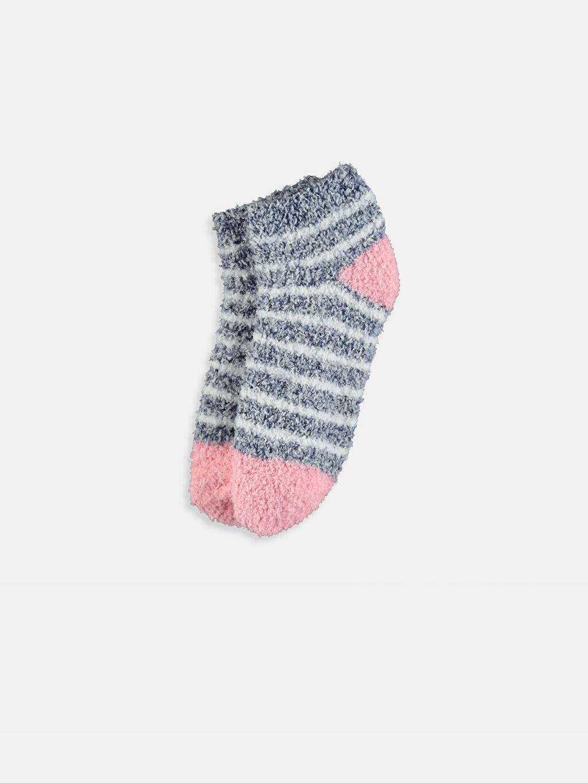 Kadın Ev Çorabı 2'li