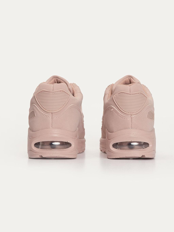 Kadın Kalın Tabanlı Spor Ayakkabı