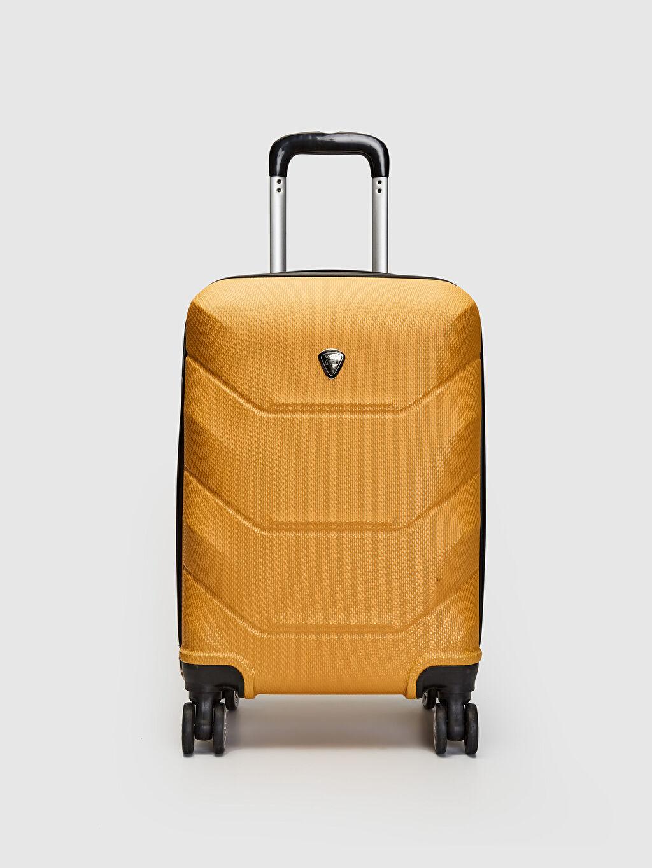 Sarı Küçük Boy Valiz 0SH489Z8 LC Waikiki