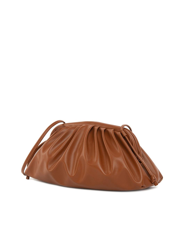 Çanta Bagmori Burslu Pileli Askılı Çanta