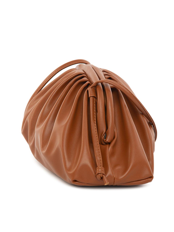 Kadın Bagmori Burslu Pileli Askılı Çanta