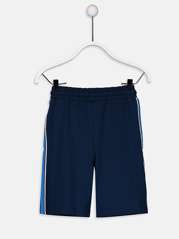 %100 Pamuk %100 Pamuk Şort Düz İnce Sweatshirt Kumaşı Erkek Çocuk Baskılı Pamuklu Roller