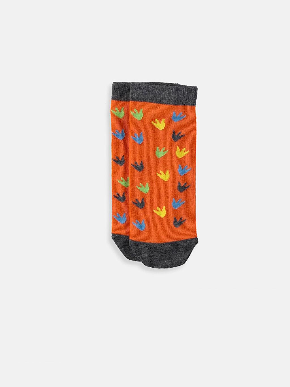 Erkek Çocuk Erkek Çocuk Patik Çorap 5'li