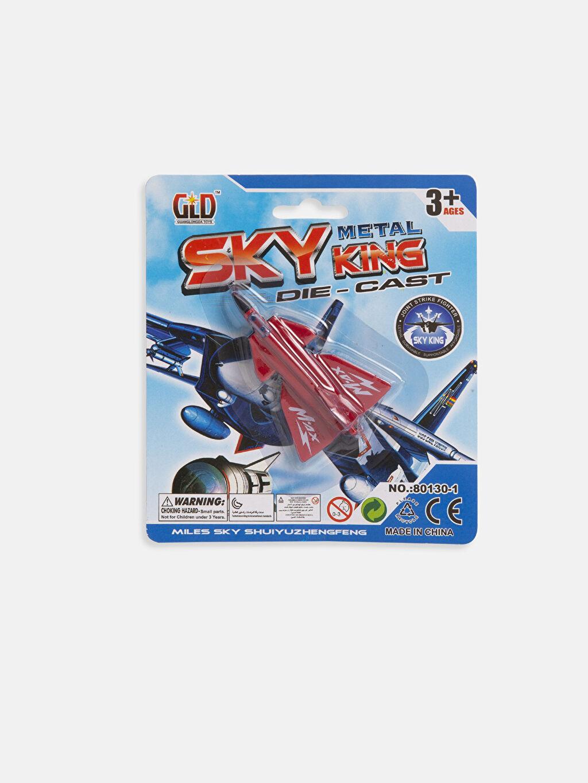 Çok Renkli Erkek Çocuk Oyuncak Uçak 9W6798Z4 LC Waikiki
