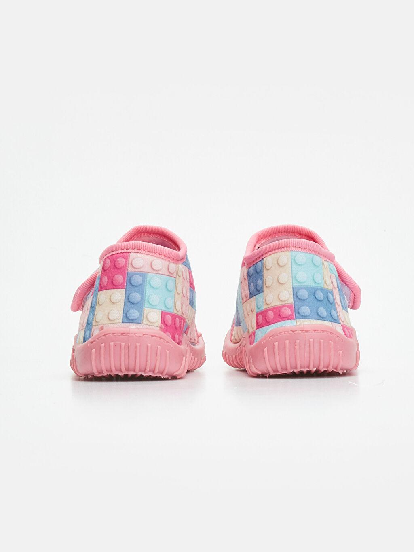 Kız Çocuk Ev Ayakkabısı