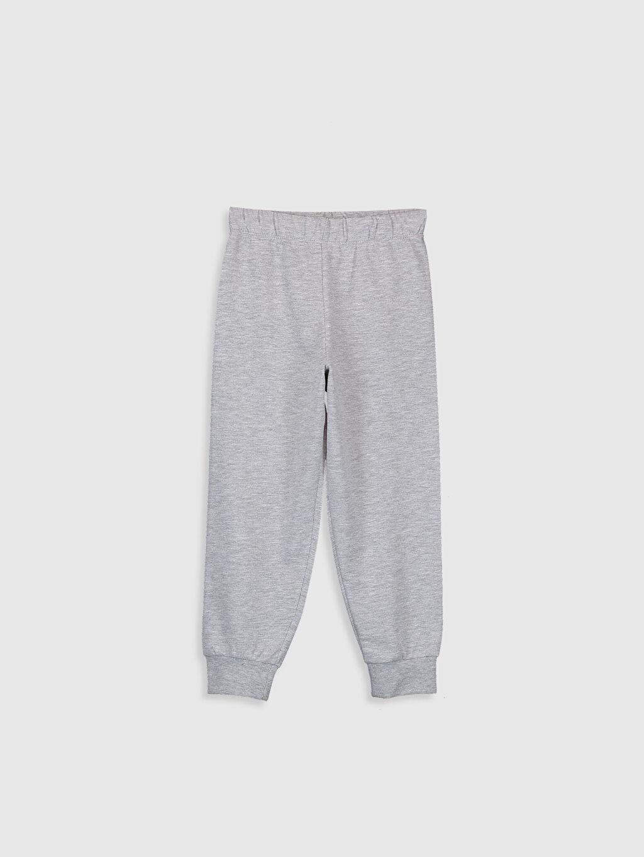 %100 Pamuk Erkek Çocuk Pijamaskeliler Pijama Takımı