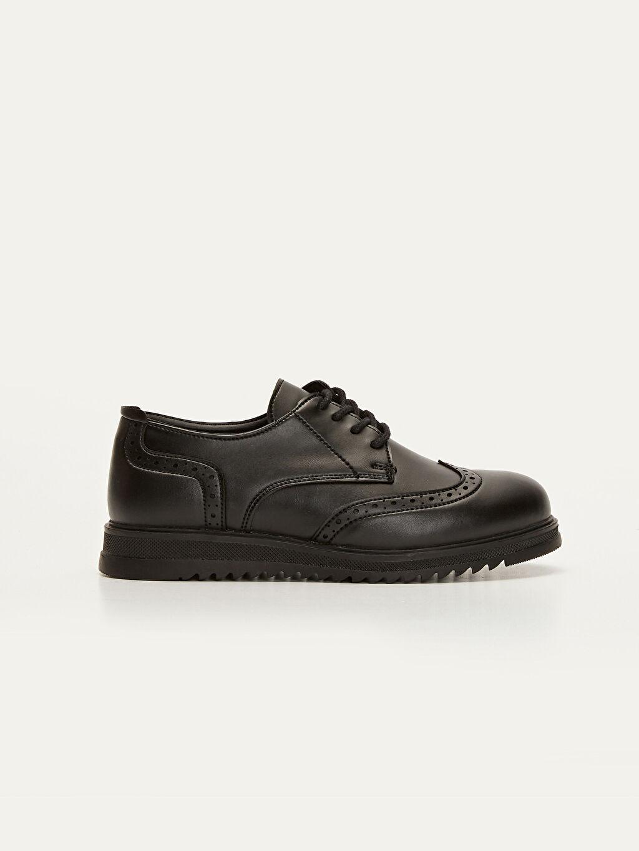 Siyah Erkek Çocuk Klasik Ayakkabı 9WN974Z4 LC Waikiki