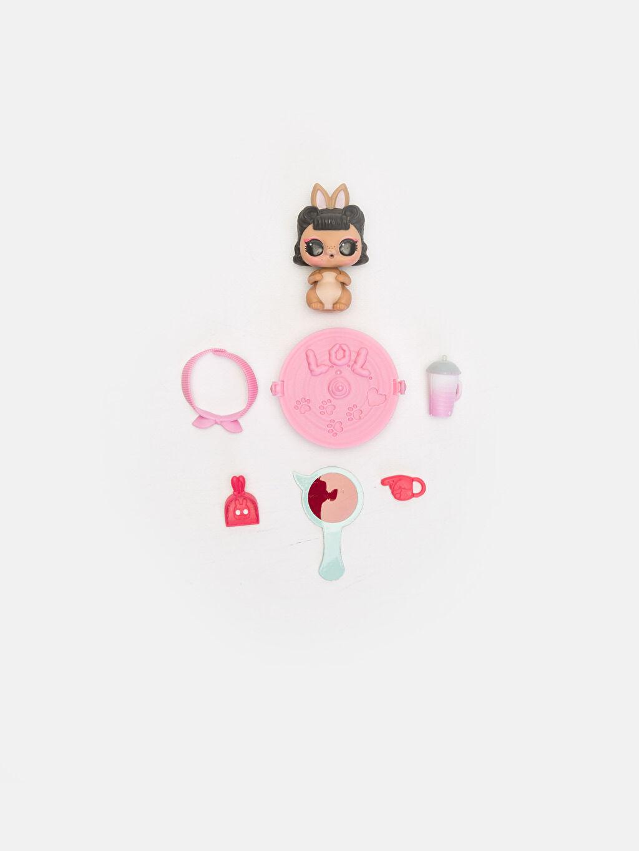 Plastik Kız Çocuk Lol Oyuncak Bebek Seti