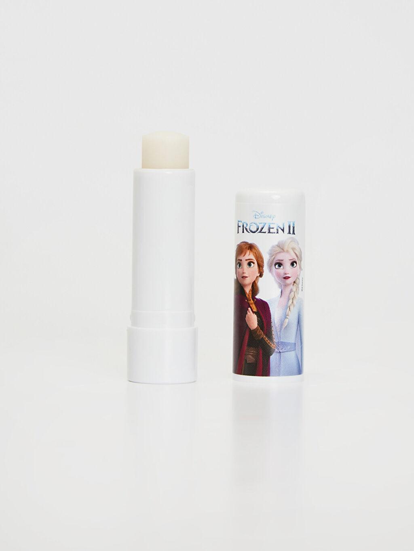 %100 Diğer Frozen Parfüm Kız Çocuk Frozen Çilek Aromalı Dudak Bakım Kremi