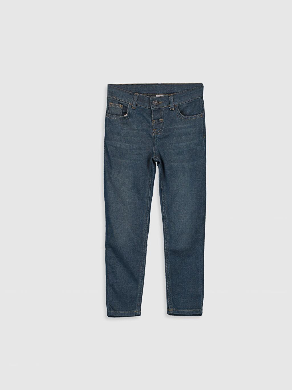 İndigo Erkek Çocuk Super Skinny Jean Pantolon 9WS321Z4 LC Waikiki
