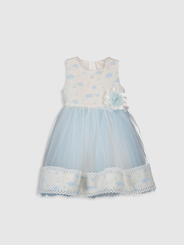Düz Elbise Daisy Girl Kız Çocuk Kostüm