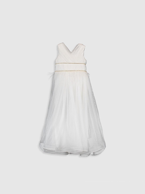 Elbise Düz Daisy Girl Kız Çocuk Kostüm