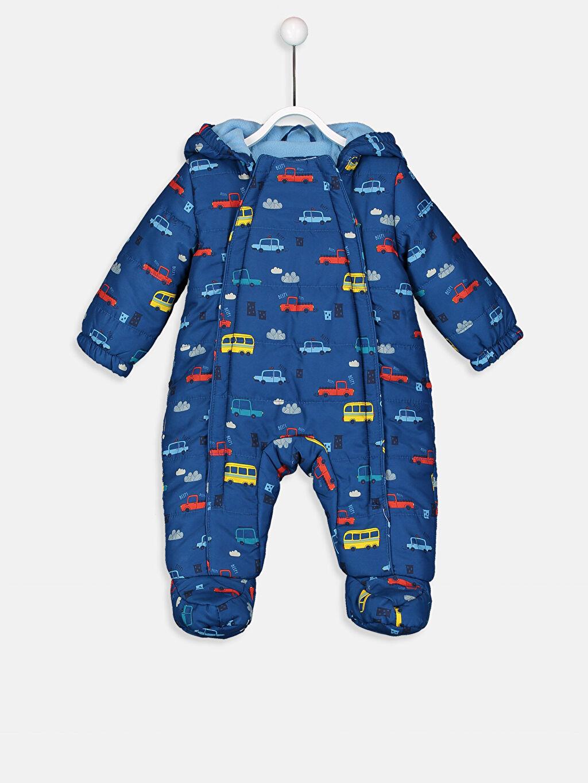 Mavi Erkek Bebek Kalın Astronot Mont 9W0958Z1 LC Waikiki