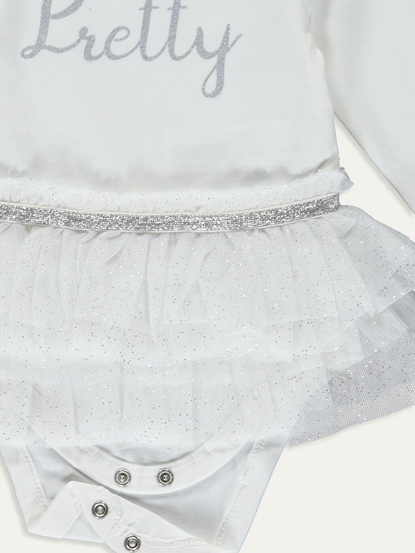 Kız Bebek Kız Bebek Çıtçıtlı Body