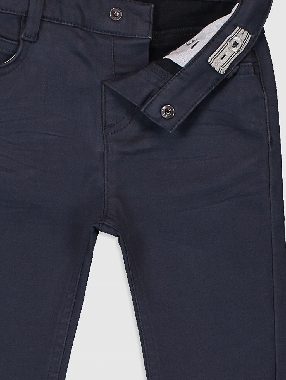 Erkek Bebek Erkek Bebek Slim Fıt Kalın Pantolon