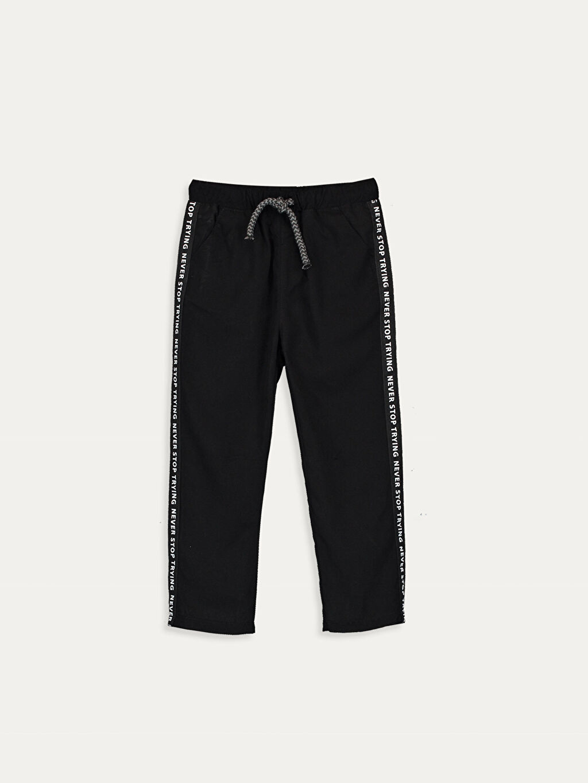 Siyah Erkek Bebek Pantolon 9W4456Z1 LC Waikiki