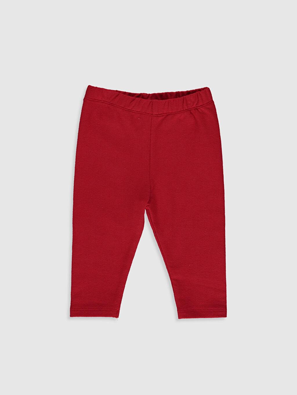 Kız Bebek Desenli Tişört ve Pantolon