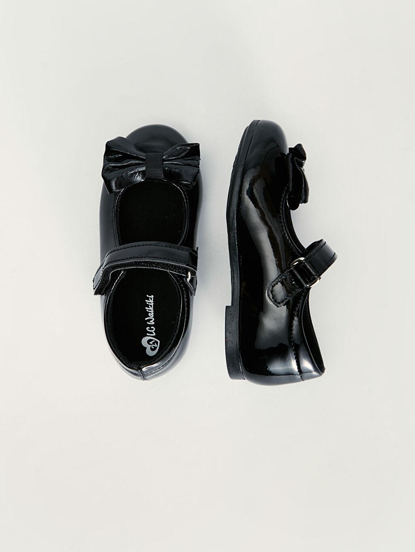 %0 Diğer malzeme (poliüretan) Kısa(0-2cm) Cırt Cırt Kısa Kumaş Astar Babet Kız Bebek Fiyonklu Babet Ayakkabı