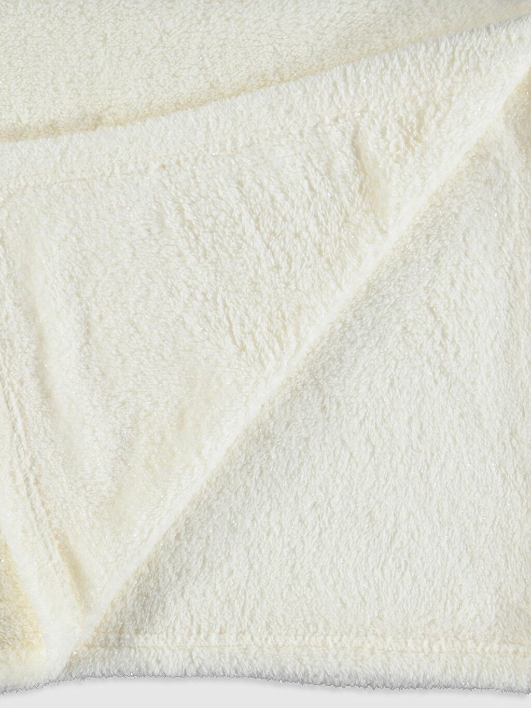 %100 Polyester Düz Pelüş Bebek Battaniyesi Bebek Pelüş Battaniye