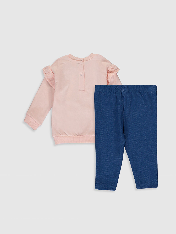 Kız Bebek Tişört ve Pantolon