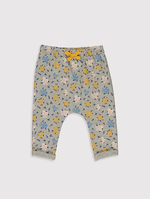 Kız Bebek Kız Bebek Pamuklu Pantolon 2'li
