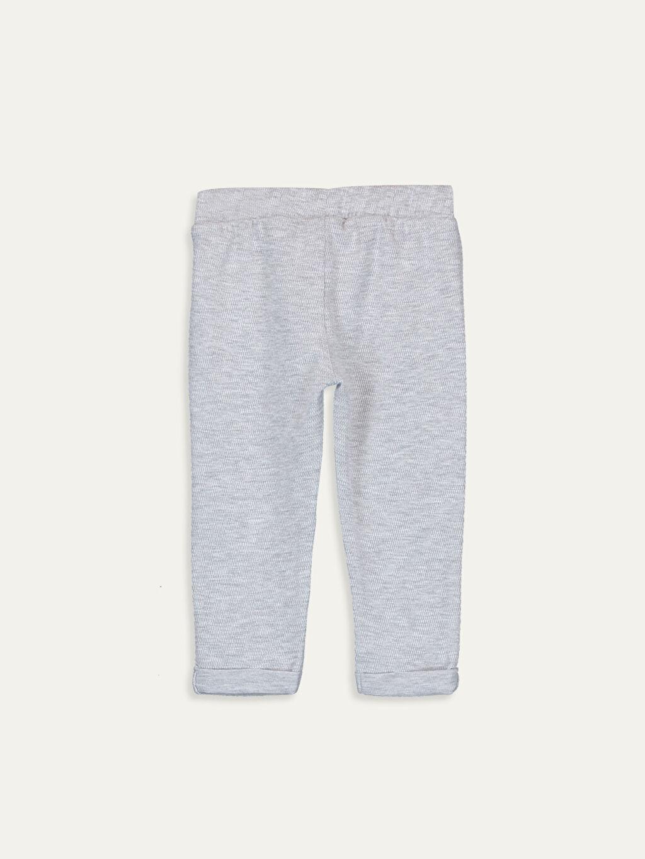 %50 Pamuk %50 Polyester Standart Casual Orta Kalınlık Eşofman Altı Düz Erkek Bebek Pamuklu Eşofman Altı