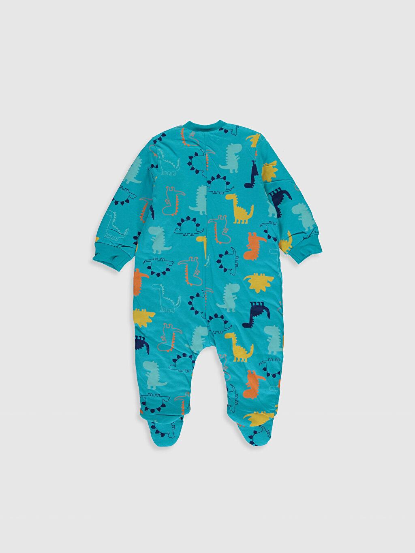 %100 Pamuk %100 Pamuk %100 Pamuk Penye Astar Patikli Standart İnce Uyku Tulumu Penye Erkek Bebek Desenli Fermuarlı Uyku Tulumu
