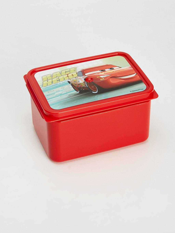 Kırmızı Arabalar Lisanslı Saklama Kabı 9WT005Z4 LC Waikiki