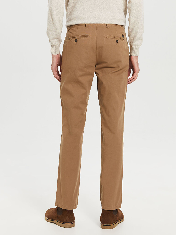 0S1739Z8 Normal Kalıp Gabardin Chino Pantolon