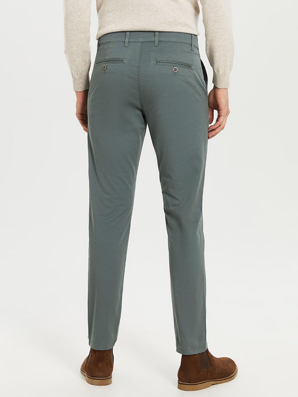 0S1740Z8 Slim Fit Gabardin Chino Pantolon