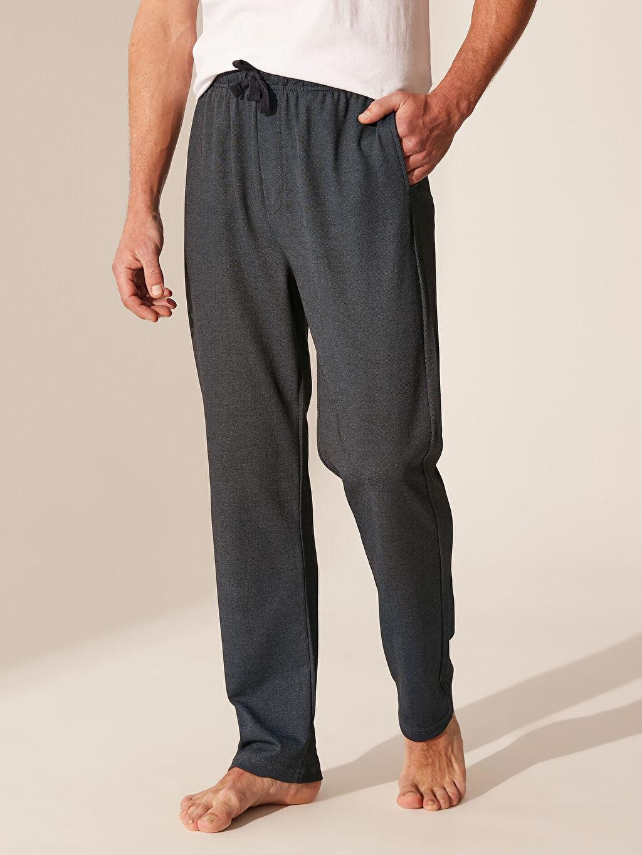 Erkek Standart Kalıp Pijama Altı