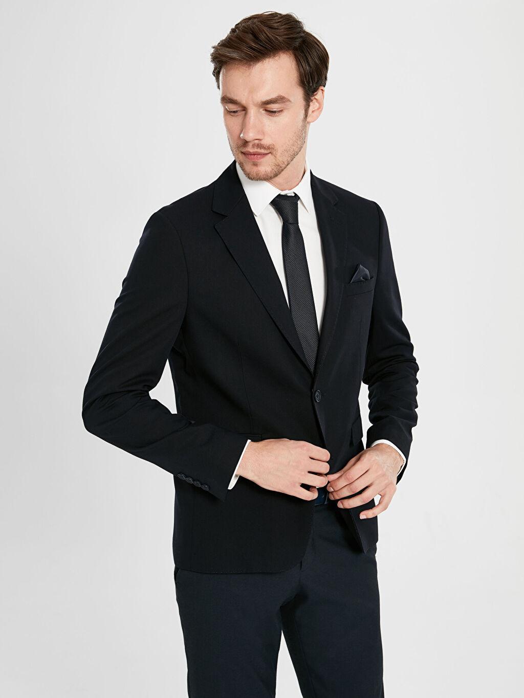 Erkek Dar Kalıp Takım Elbise