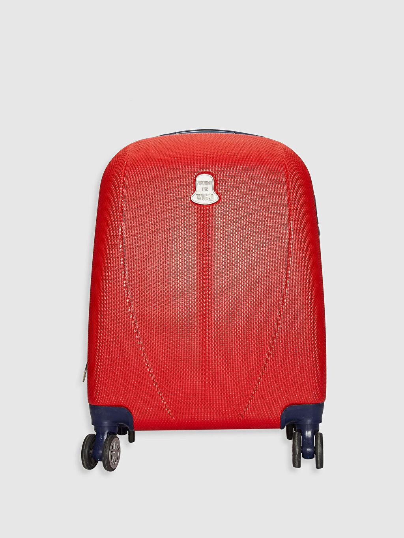 Kırmızı Orta Boy Valiz 0SH504Z8 LC Waikiki