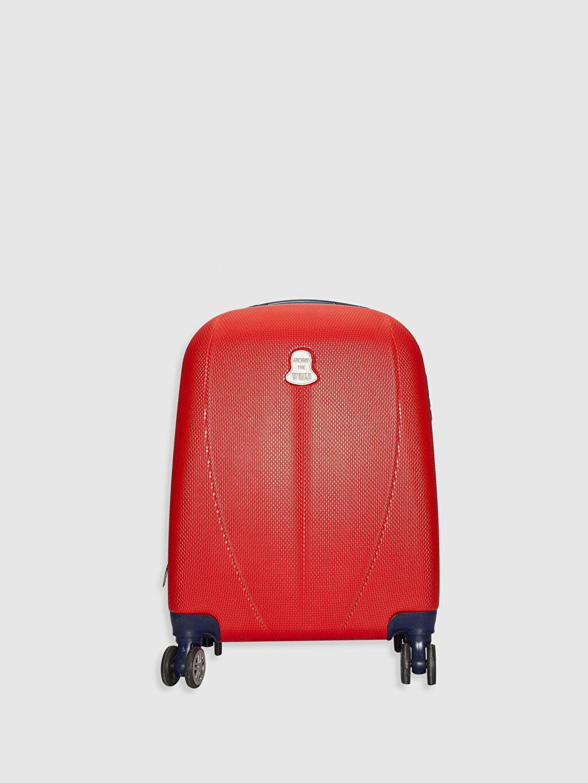 Kırmızı Küçük Boy Valiz 0SH507Z8 LC Waikiki