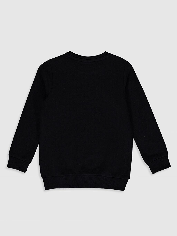 Diğer Sweatshirt Kapüşon Yaka Aile Koleksiyonu Erkek Çocuk İstanbul Baskılı Sweatshirt