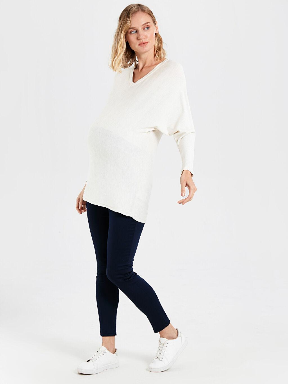Kadın Skinny Hamile Pantolon