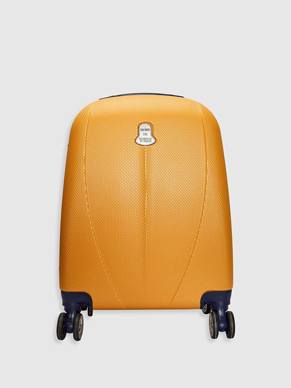 Sarı Orta Boy Valiz 0SH514Z8 LC Waikiki