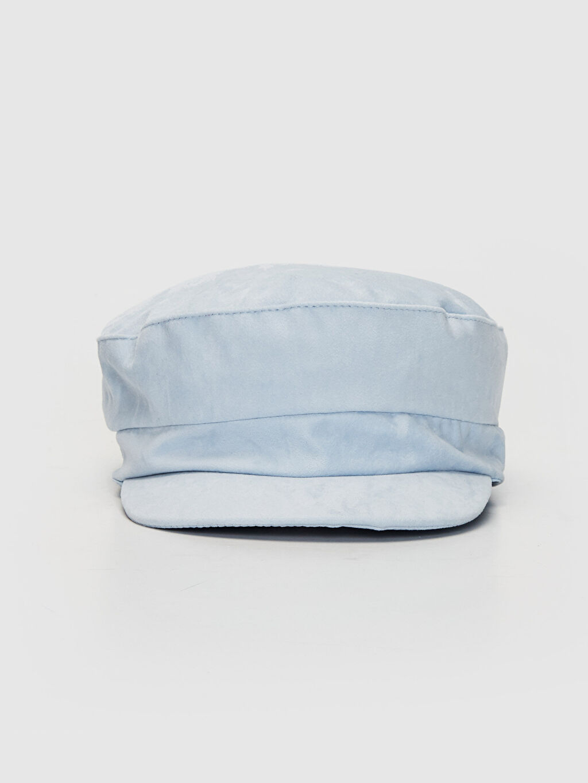 %100 Polyester %100 Pamuk Süet Denizci Şapka Şapka