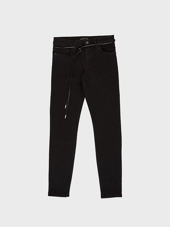 Normal Bel Dar Jean Pantolon