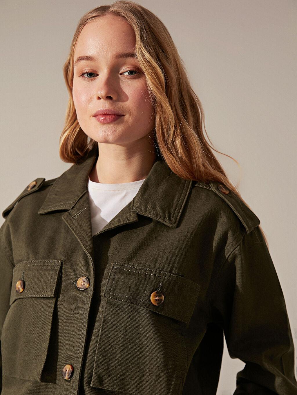 Джинсовый пиджак -0SF074Z8-CTA