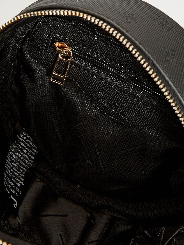 Siyah Pierre Cardin Çapraz Çanta