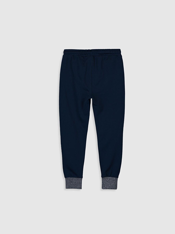 %68 Pamuk %32 Polyester Orta Kalınlık İnce Sweatshirt Kumaşı Eşofman Altı Düz Erkek Çocuk Jogger Eşofman Altı